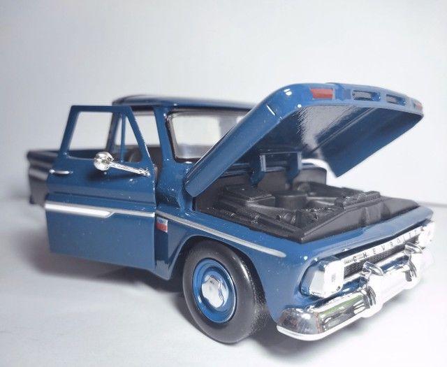 Míniatura Chevy c-10