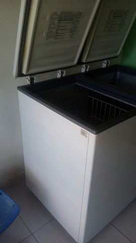 Frezer e Refrigerador