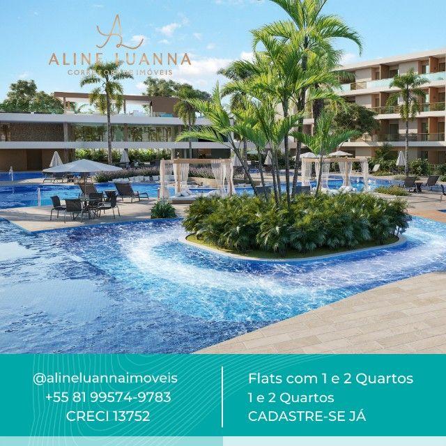 Cadastre-se Agora e garanta sua unidade - Malia Beach Experience 1 e 2 Quartos - Foto 9