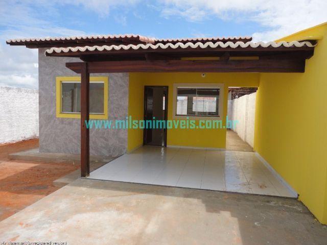 Casa Top No Moinho Dos Ventos em Extremoz/RN - Zero De Entrada
