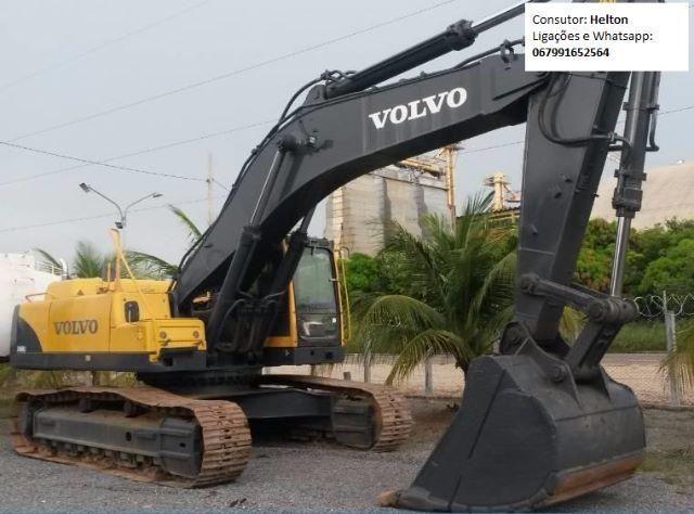Escavadeira Hidraulica Volvo Ec460