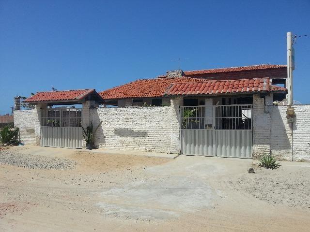 Casa em frente a praia da Taíba