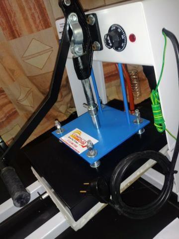 Maquina de estampa camisas compacta print