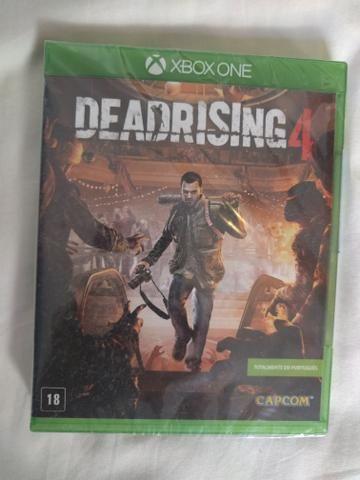 Jogo Deadrising 4 Xbox One original