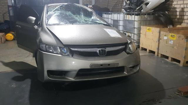 Superior Sucata Honda Civic LXS