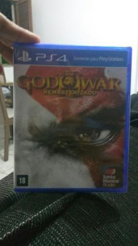Goof of war 3 remasterizado ps4