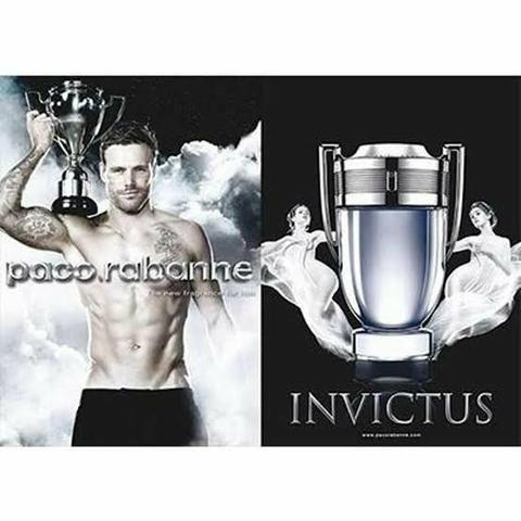 Perfume Paco Rabbane Invictus edt Masculino 100 ml