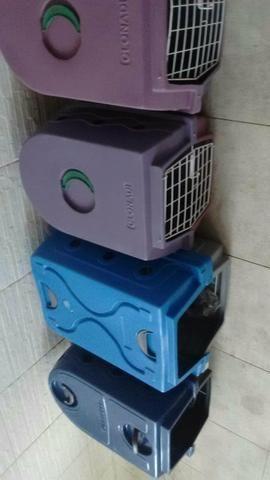 Caixas de transporte para cães