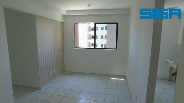 Apartamento locação 2/4 em Ponta Negra