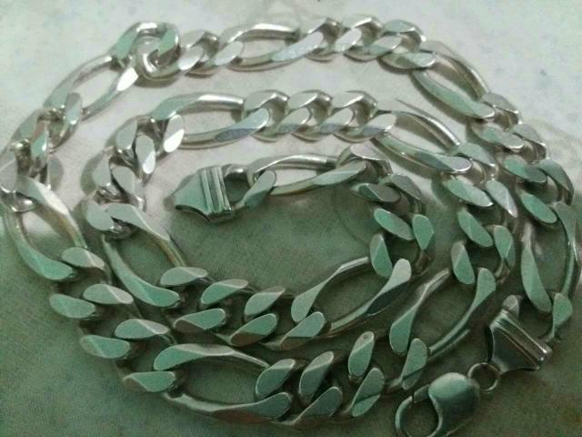Corrente de prata italiana 925
