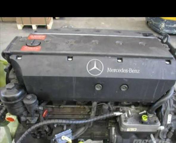 Motor Om 906 MB 1620 eletrônico completo com garantia