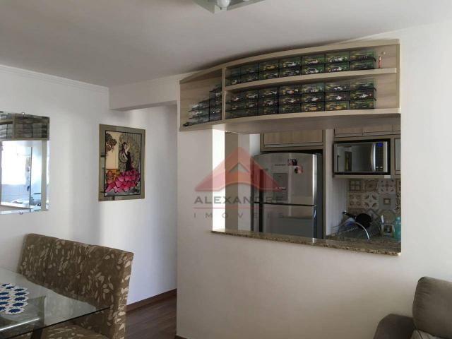 Apartamento à venda, 48 m² por r$ 185.000,00 - parque residencial flamboyant - são josé do - Foto 13