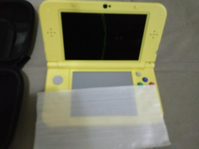 Console New 3ds Super novo. Pikachu Edition - Videogames - Pedreira on