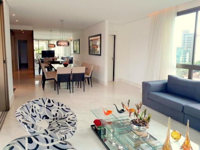 Apartamento 4 quartos à venda, 4 quartos, 4 vagas, serra - belo horizonte/mg - Foto 3