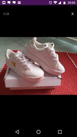 779578d6044 Tênis Gucci feminino - Roupas e calçados - Centro