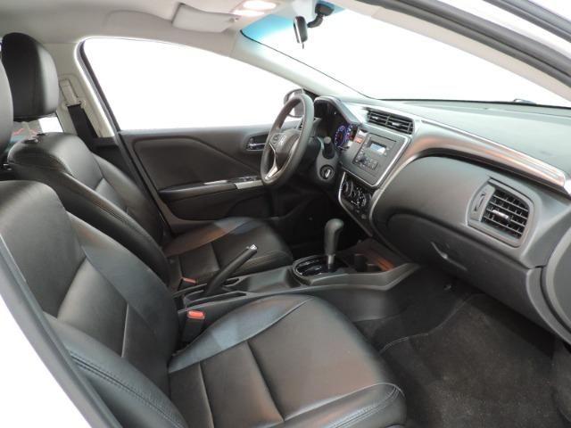 Honda City LX 1.5 Flex Automático - Foto 9