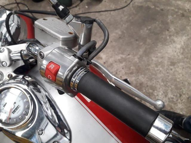 Bomba de gasolina Yamaha Drag Star XVS 650 - 2008 - Foto 3