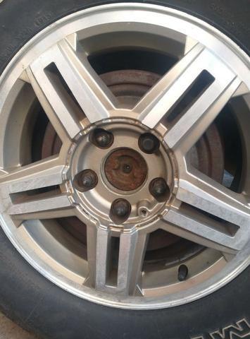 Diferencial Traseiro S10 ou Blazer V6 4.3 Eixo Diferencial 5 Parafusos Completo - Foto 2