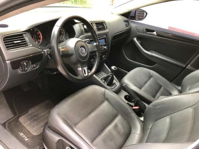 Volkswagen Jetta 2.0 Comfortline Flex 4p Manual - Foto 10