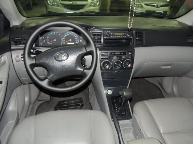 Toyota corolla 2005 1.8 xei 16v gasolina 4p automÁtico - Foto 6