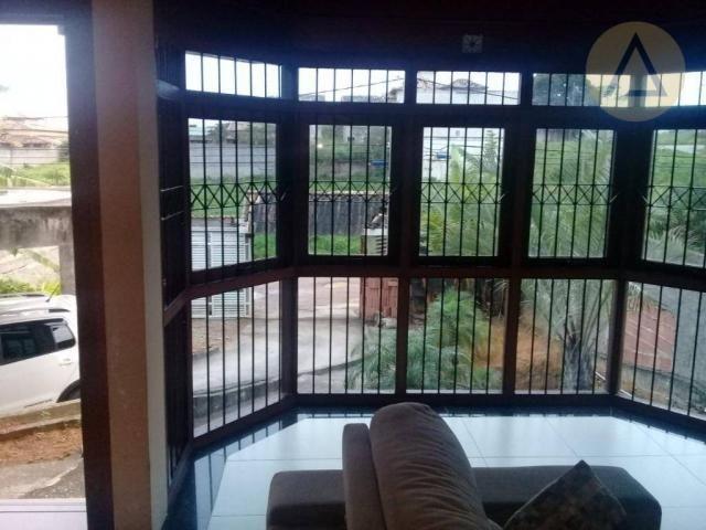 Atlântica imóveis tem excelente casa para venda no bairro Extensão Serramar em Rio das Ost - Foto 6