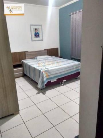 Sobrado Residencial à venda, Vila São João Batista, Guarulhos - . - Foto 7