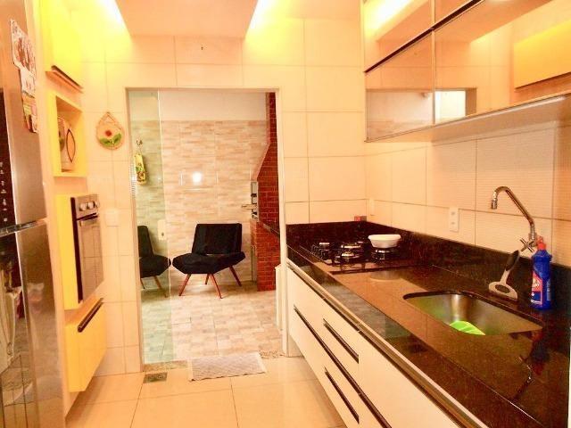 Casa Duplex em condomínio na Lagoa Redonda com 3 quartos e 2 vagas - Foto 4