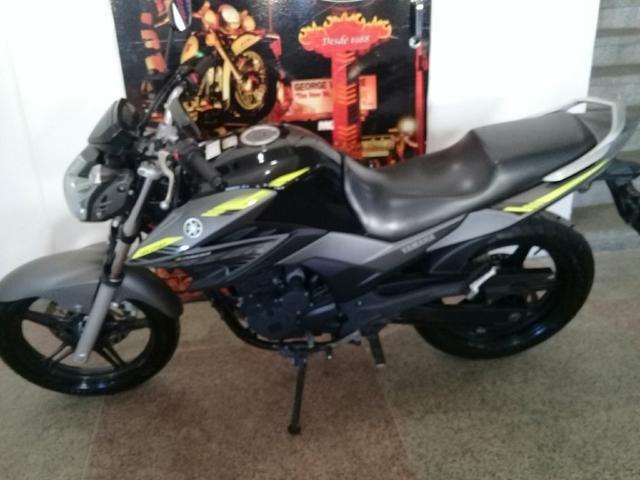 Yamaha ys250 fazer 2016 12.800 - Foto 2