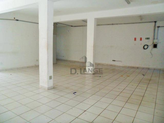 Barracão para alugar, 265 m² por r$ 4.200,00/mês - loteamento parque são martinho - campin - Foto 19