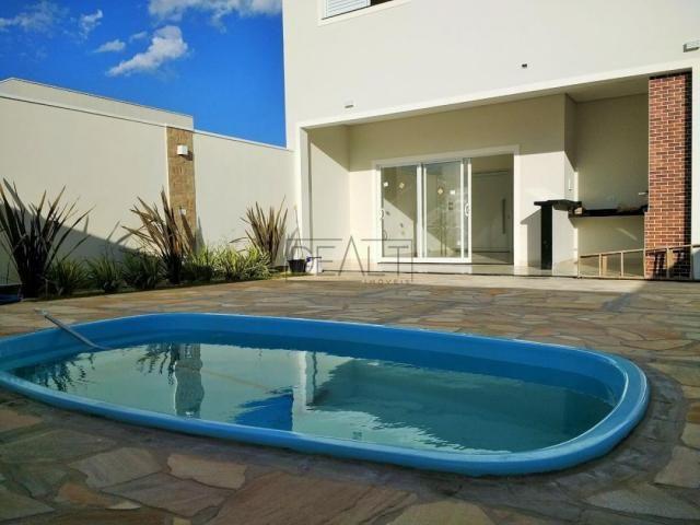 Sobrado com 3 dormitórios à venda, 178 m² por R$ 800.000 - Residencial Jardim de Mônaco -
