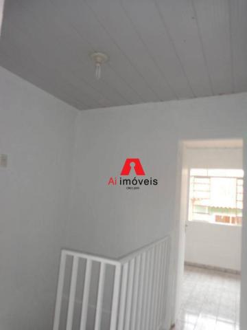 Sobrado com 2 dormitórios para alugar, 72 m² por r$ 1.150/mês - isaura parente - rio branc - Foto 8