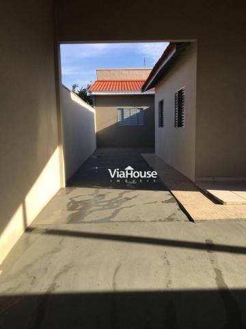 Casa com 2 dormitórios à venda, 170 m² por R$ 205.000 - Luiza Grandizolli Girardi - Brodow - Foto 7