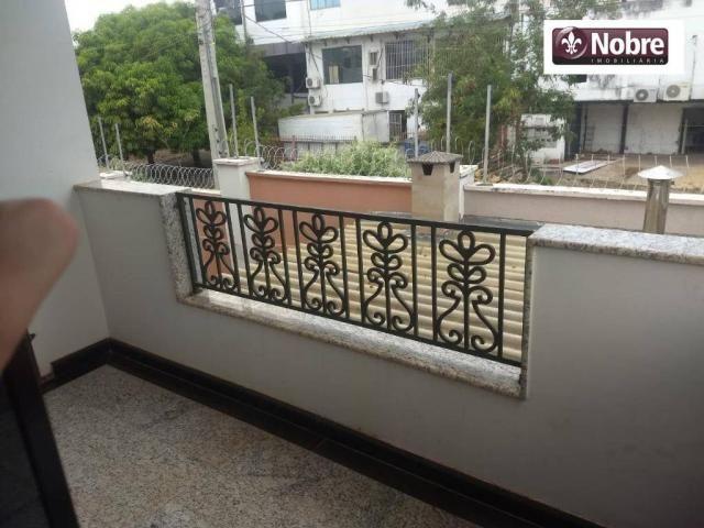 Sobrado com 4 dormitórios para alugar, 289 m² por r$ 3.520/mês - plano diretor sul - palma - Foto 11