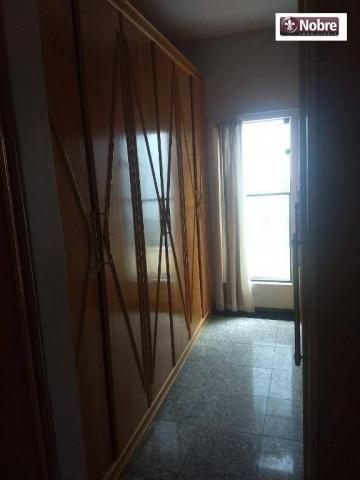 Sobrado com 4 dormitórios para alugar, 289 m² por r$ 3.520/mês - plano diretor sul - palma - Foto 8