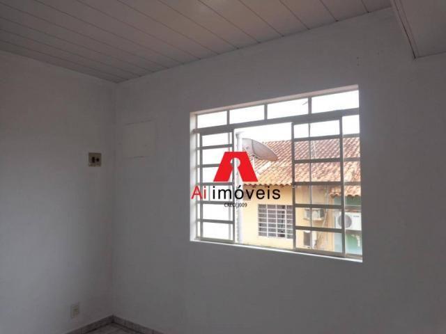 Sobrado com 2 dormitórios para alugar, 72 m² por r$ 1.150/mês - isaura parente - rio branc - Foto 13