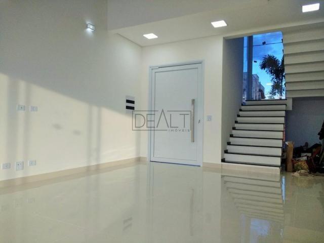 Sobrado com 3 dormitórios à venda, 178 m² por R$ 800.000 - Residencial Jardim de Mônaco -  - Foto 2