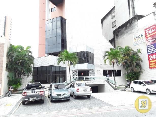 Escritório para alugar em Aldeota, Fortaleza cod:31095 - Foto 2