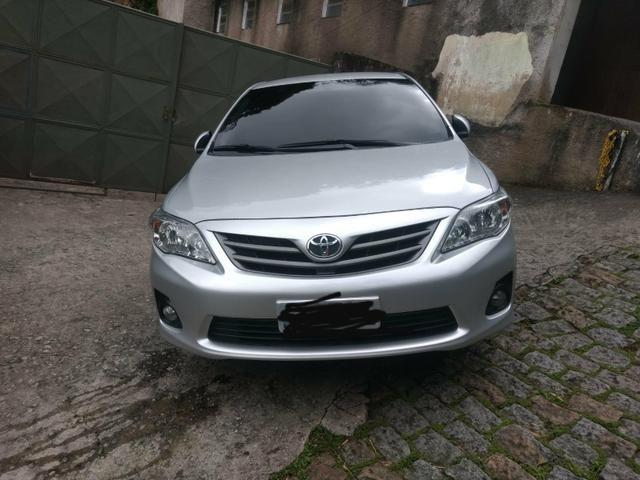 Corolla xei-2012