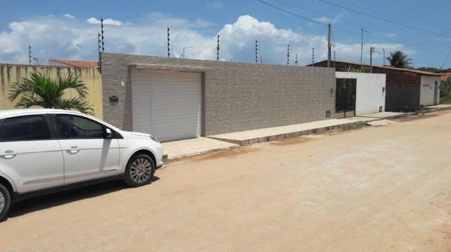 Litoral Norte - Barra de Santo Antônio - Ilha da Croa - Em Rua Pavimentada - Foto 12