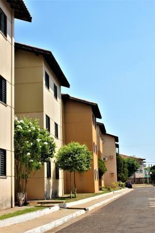 3 Quartos Apartamento Rústico Residencial Parque dos Coqueiros Próximo AV. Três Barras - Foto 7