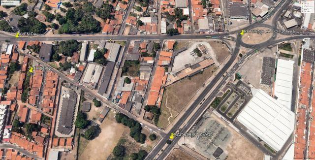 Terreno plano próximo a Forquilha e a avenida Guajajaras - Foto 2