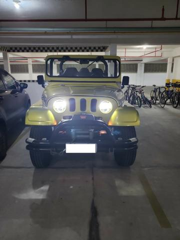 Jeep Willys - TOP - Foto 12