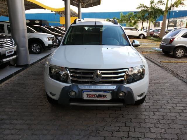 RENAULT DUSTER 2012/2013 2.0 DYNAMIQUE 4X2 16V FLEX 4P AUTOMÁTICO - Foto 5