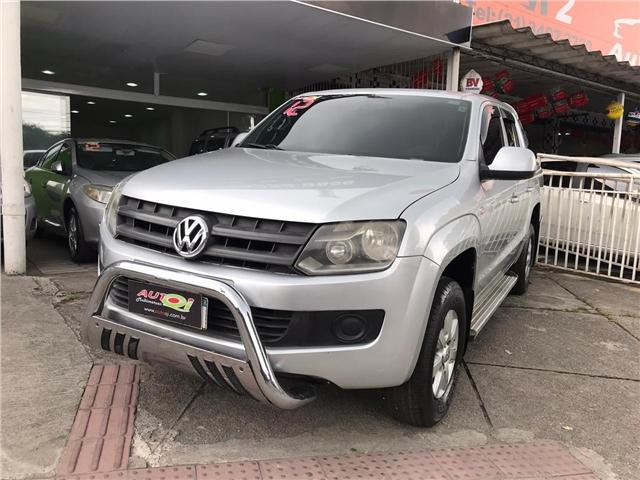 Volkswagen Amarok 2.0 se 4x4 cd 16v turbo intercooler diesel 4p manual - Foto 2