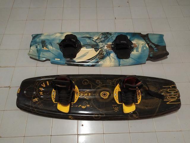 Prancha de wake board - Foto 2
