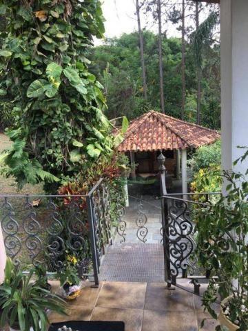 Chácara com 3 dormitórios para alugar, 2250 m² por R$ 4.000/mês - Chácaras Cataguá - Tauba - Foto 17