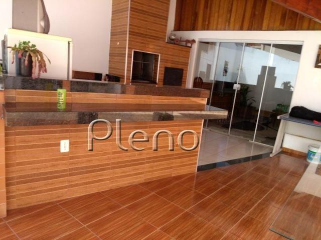 Casa à venda com 3 dormitórios em Parque da figueira, Campinas cod:CA008942 - Foto 16