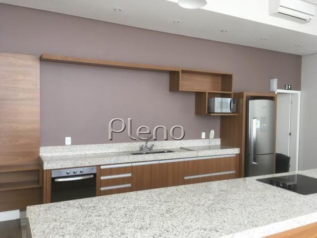 Apartamento à venda com 3 dormitórios em Jardim chapadão, Campinas cod:AP008512