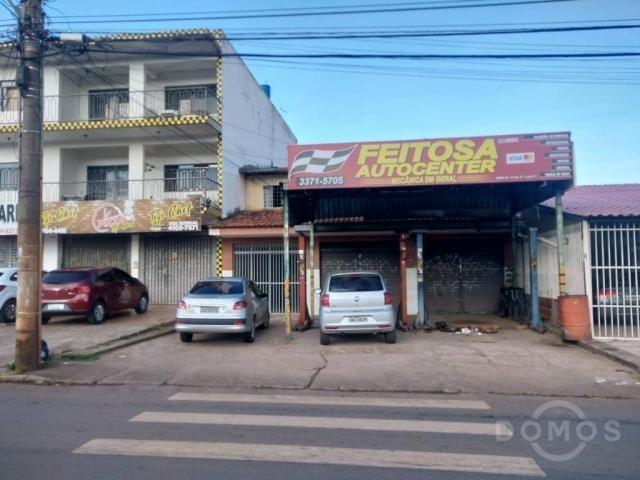 Vendo Sobrado com 4 Casas e 1 Loja - Foto 2
