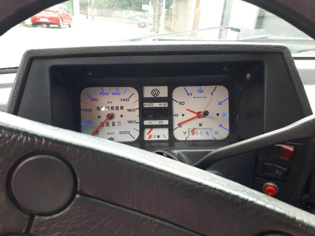 Volkswagen Saveiro GL 1.8 Turbo recaro bbs 17 manual chave reserva legalizada doc 19 - Foto 11